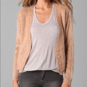 Urban Outfitters Cheap Monday Mohair Cardigan